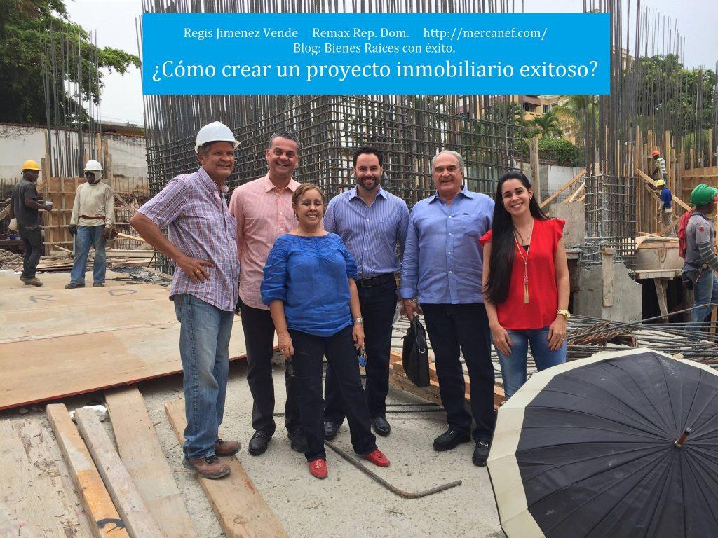 Crear proyectos inmobiliarios exitosos
