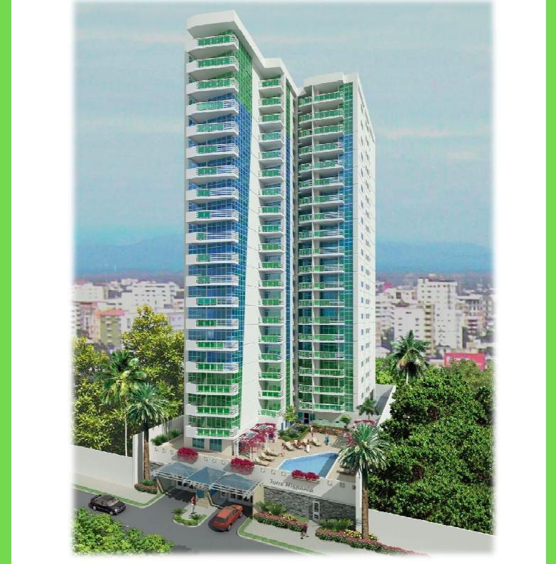 Torre en La Esperilla Hispania - Apartamentos en construcción en La Esperilla