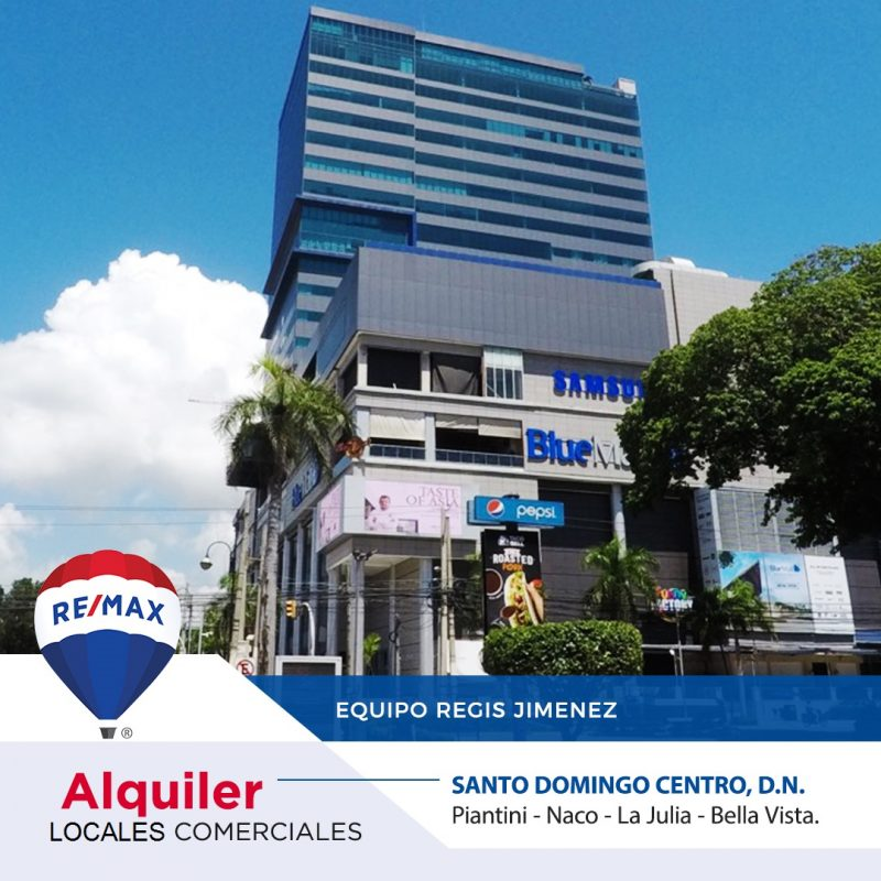 alquiler de local en Santo Domingo