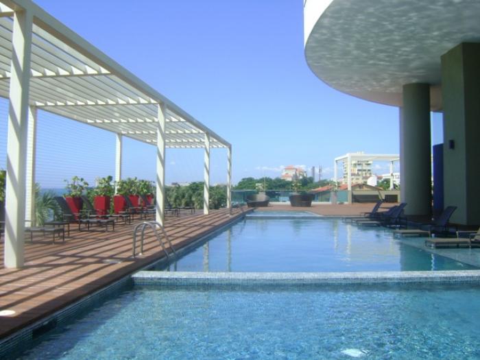 Apartamento en venta en el Malecón Santo Domingo