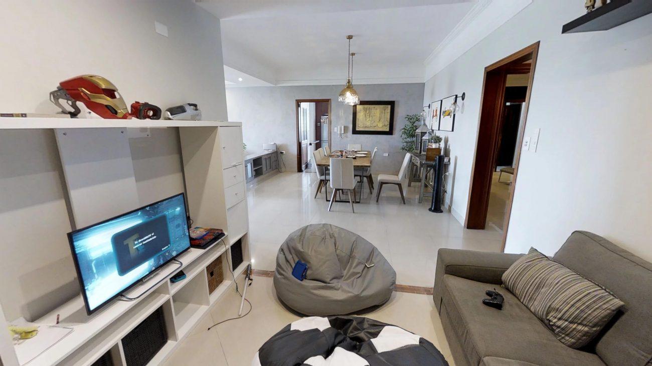 Penthouse en alquiler y venta en la Julia Santo Domingo