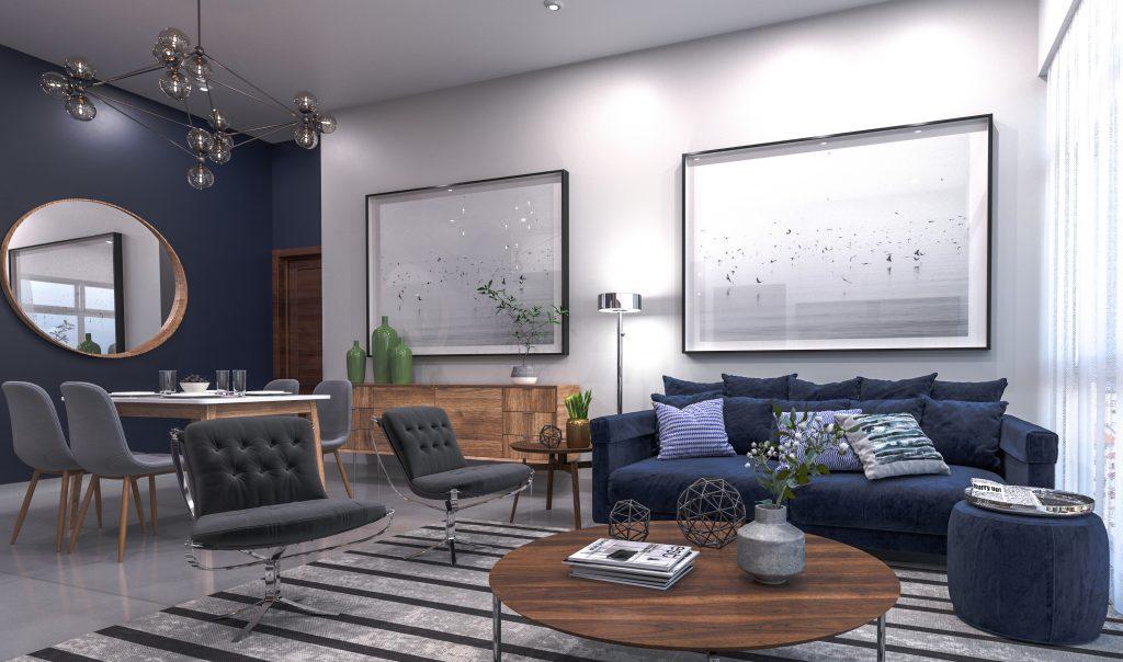 Proyecto de apartamentos en ventas en Naco Santo Domingo