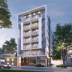 Apartamentos en ventas en Zona Universitaria