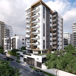 Apartamento en venta en Evaristo Morales Santo Domingo