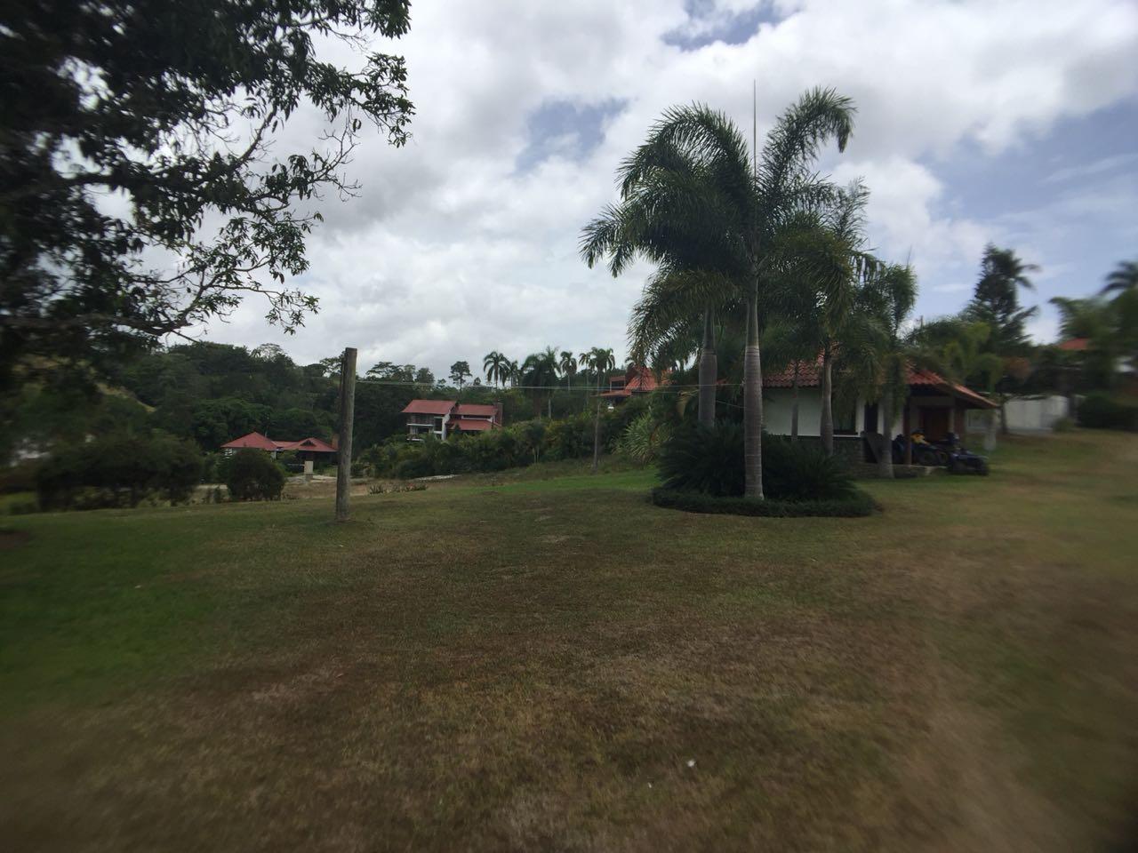 Proyecto de solares para villas en Jarabacoa