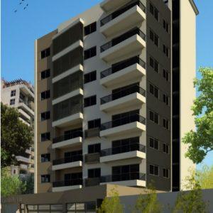 Proyecto de apartamentos en Construcción en Urbanización Real