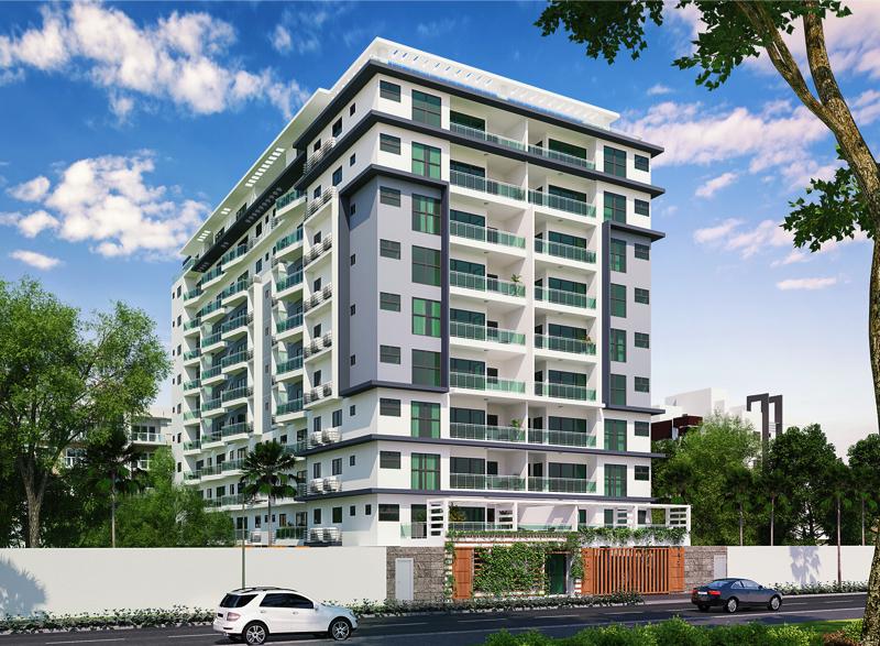 Apartamentos en venta en la Zona Universitaria