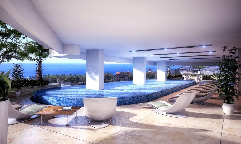 Apartamento en construcción en Santo Domingo