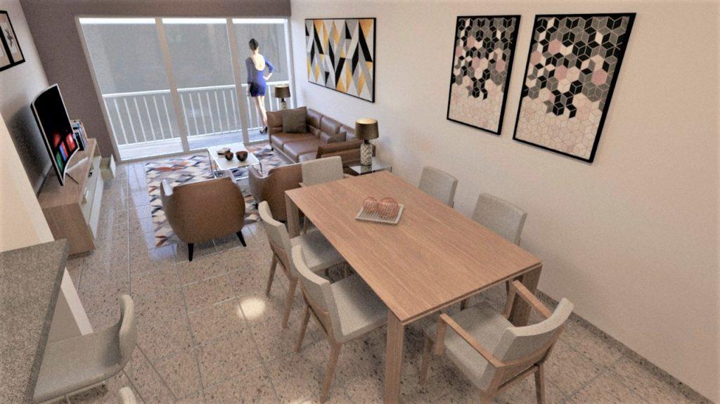 Apartamentos en venta en Santo Domingo Villa Aura