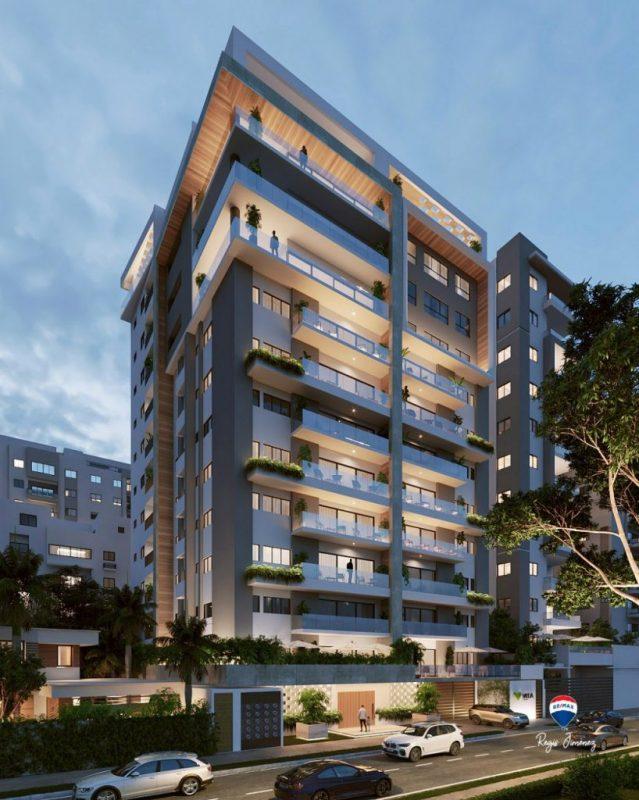 Proyecto de Apartamentos en Construcción en Santo Domingo