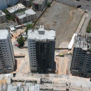 Proyectos de apartamentos en construccion en Serralles. Constructora Bisono