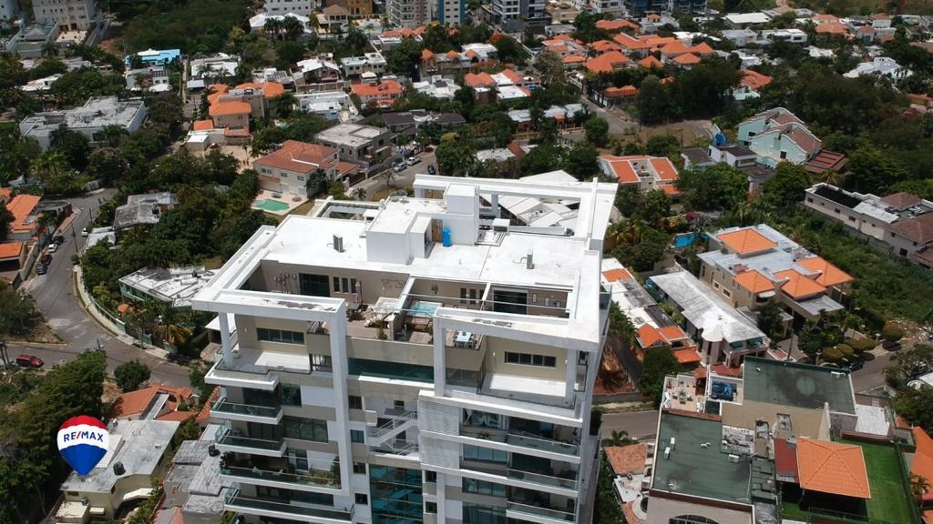 Apartamento amueblado en alquiler en Los Cacicazgos