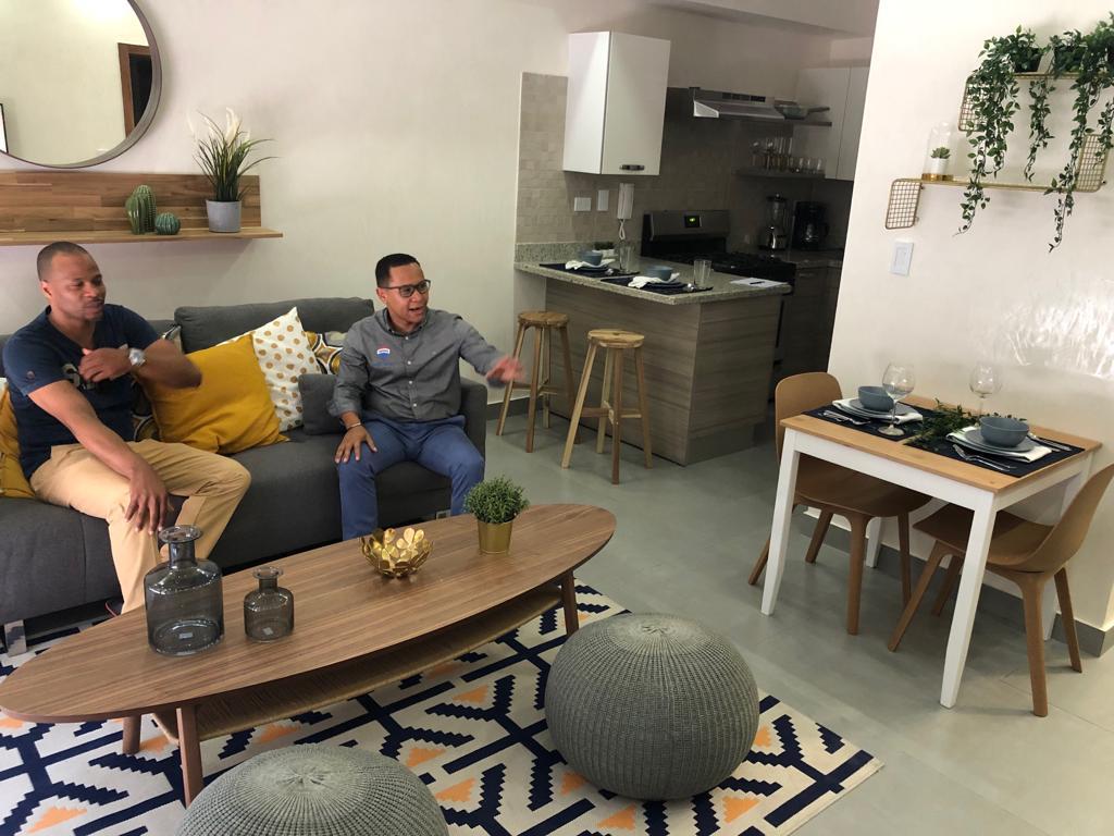 Precio del Alquiler de Apartamentos en Santo Domingo, 1 habitación en el polígono central.