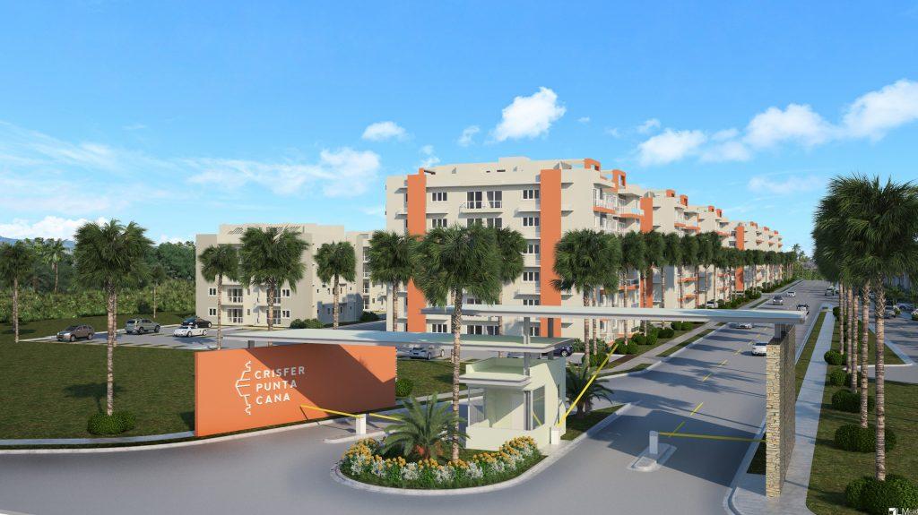 Proyecto de Casas en Punta Cana