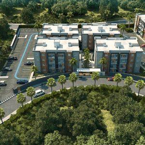 Proyecto de apartamentos con bono vivienda en Santo Domingo de bajo costo - Entrega Enero 2023