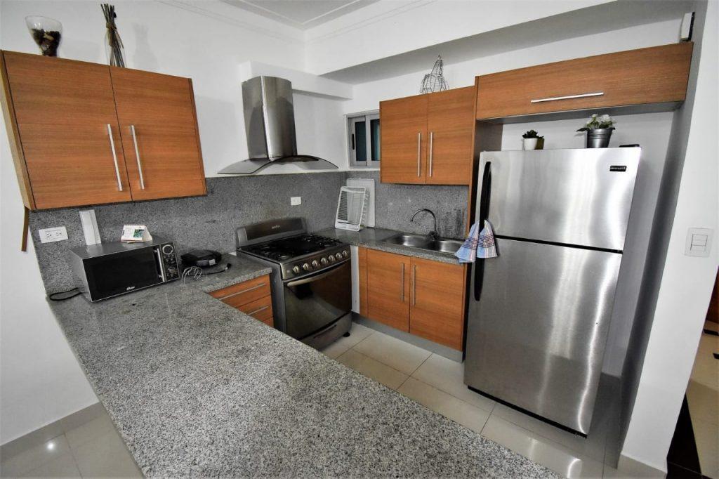 Apartamento en alquiler en Bella Vista amueblado