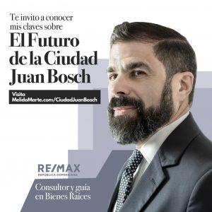 Ciudad Juan Bosch - Un título de propiedad para cada dominicano