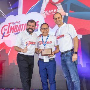 Convencion Remax RD 2018 Reconocimiento Club Platinum