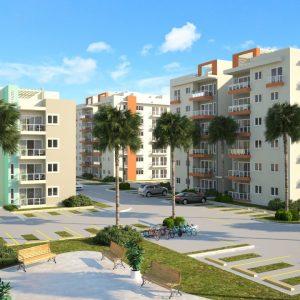 Apartamentos en construcción con poco inicial