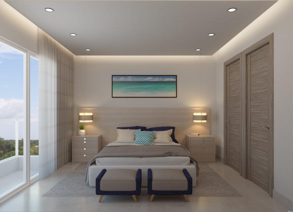 Punta Cana – Bavaro RD. Apartamentos en construcción