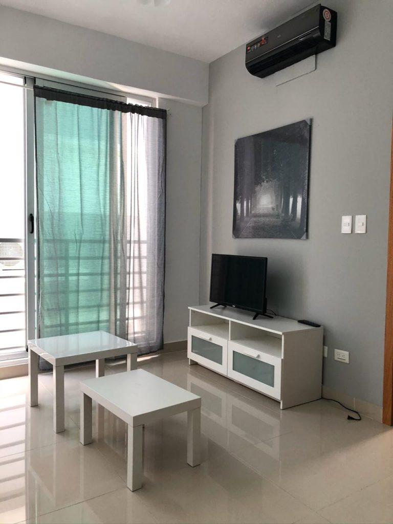 Apartamento en alquiler amueblado en Santo Domingo. Evaristo Morales