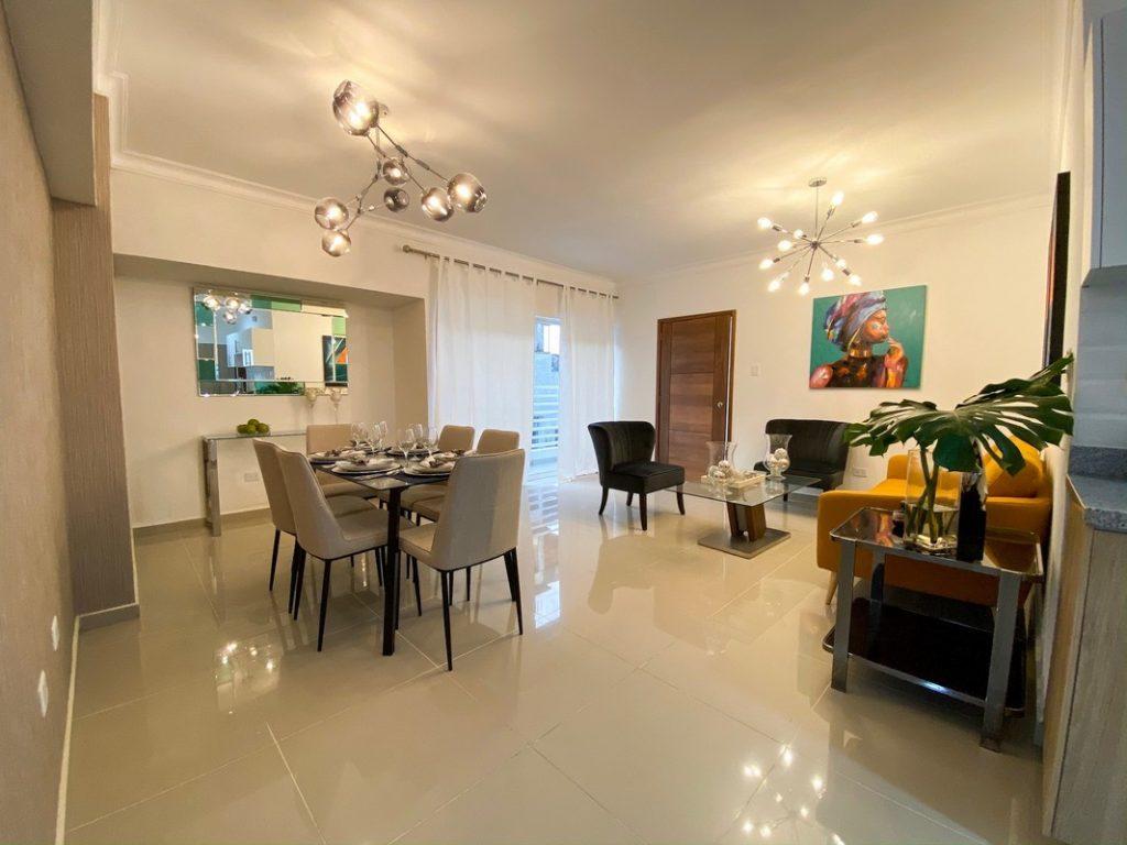 Proyecto de apartamentos en venta en Santo Domingo D. N.