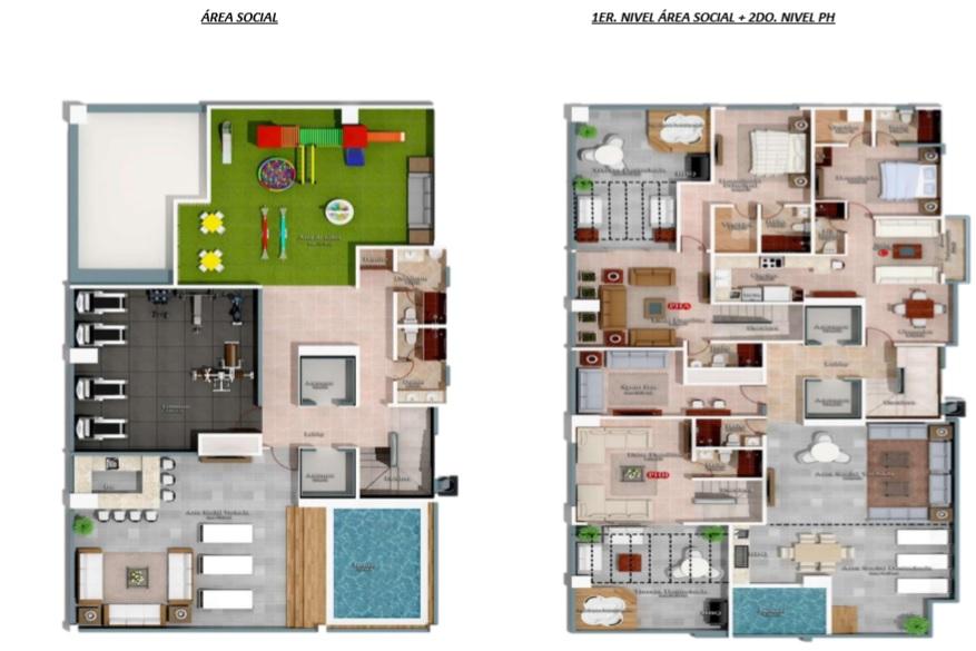 Apartamentos en venta en Serrallés