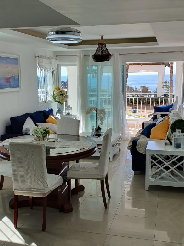 Apartamento en venta y alquiler amueblado