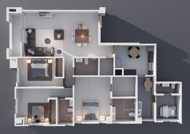 Apartamentos en venta en Serralles