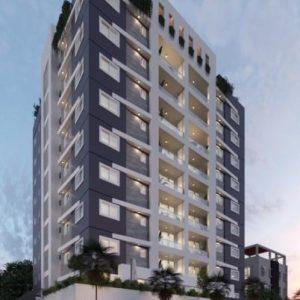Proyecto de apartamentos en Serralles - Proyecto en Santo Domingo - InvierteRD Realtors en remax Inmobiliaria - Regis Jimenez inmobiliario en Punta Cana y Santo Domingo - Torre en Serralles, D.N