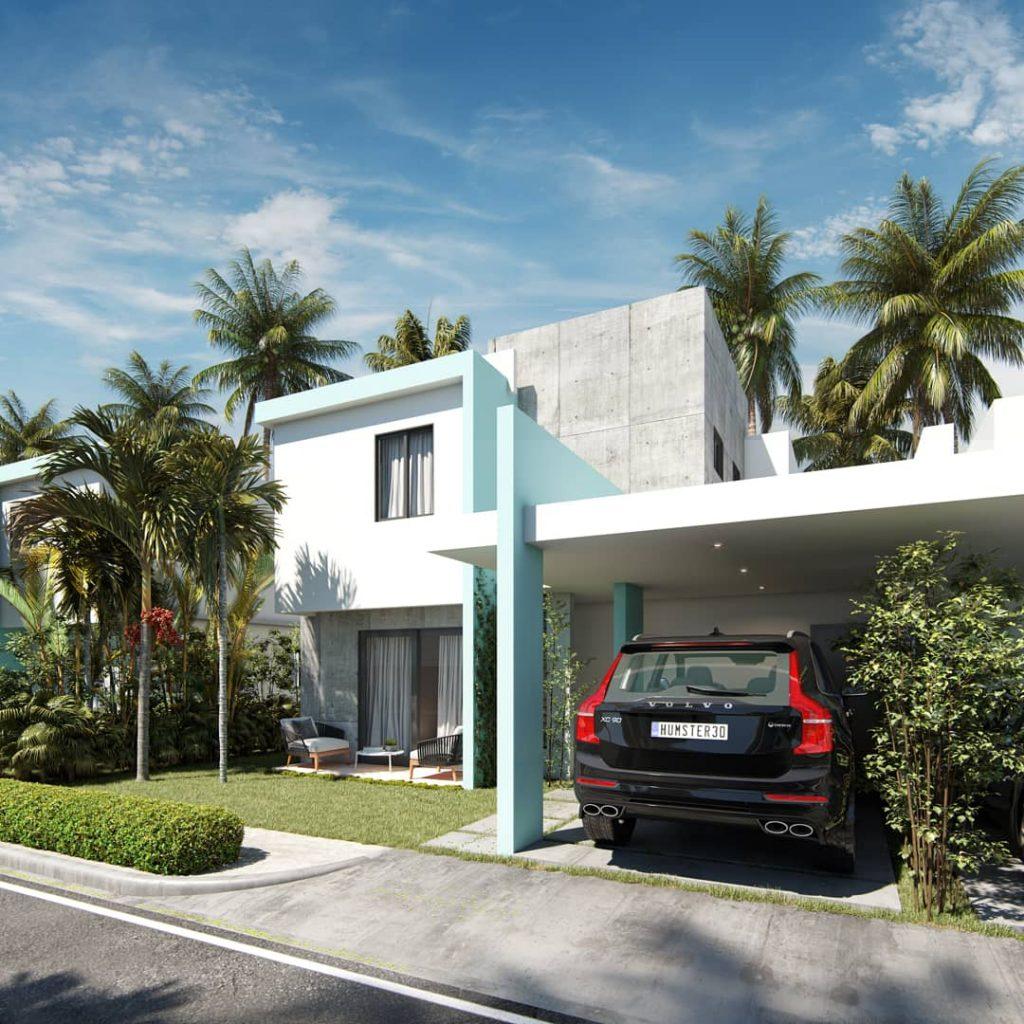 Proyecto residencial en venta en Punta Cana