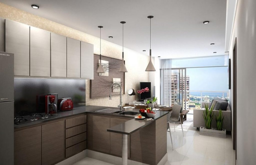 Proyecto de apartamentos en Santo Domingo, Piantini