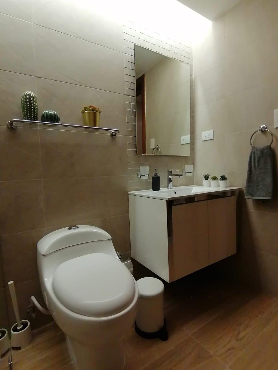 Apartamento en Alquiler Amueblado – Serralles