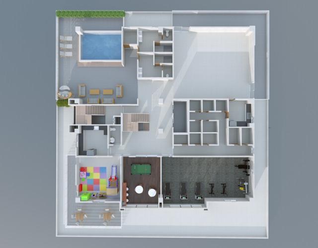 Apartamento en venta en torre en Santo Domingo