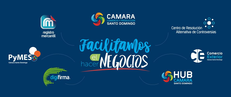 Cámara de Comercio y Producción de Santo Domingo ( Fuente Facebook Camara de Comercio y Producción deSanto Domingo) - Firma Digital en RD