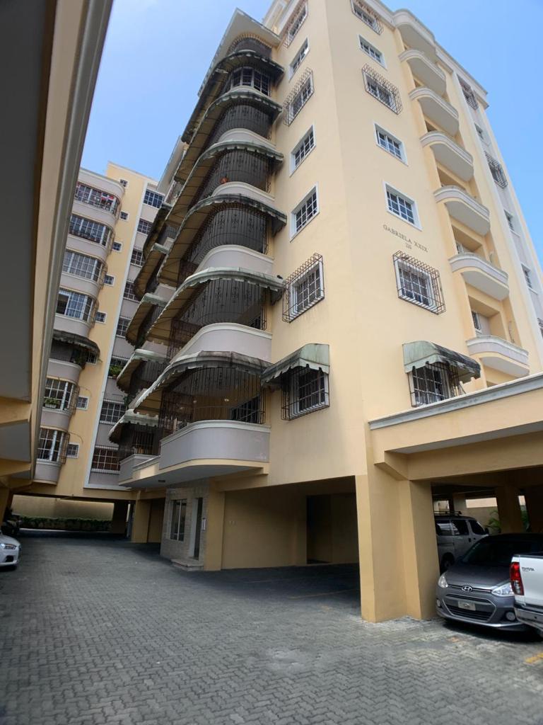 Apartamento en venta Evaristo Morales, Santo Domingo