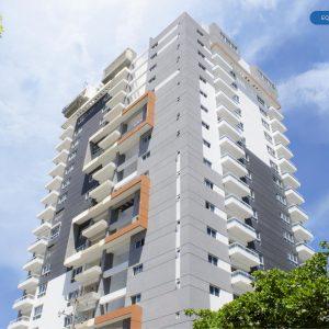 Apartamento venta en Santo Domingo, proximo a la universidad PUCMM La Julia - Torre Las Mariposas