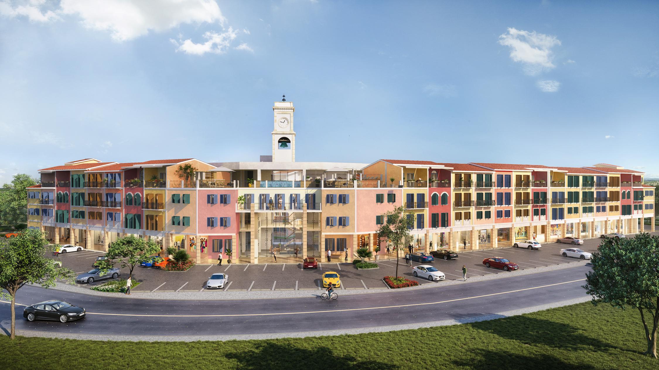 Apartamentos con playa