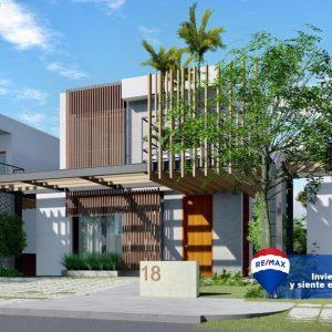 Villas en Punta Cana, zona Vista Cana. Regis Jimenez Remax RD - Bienes Raices Sin Impuestos 1-809-350-4540