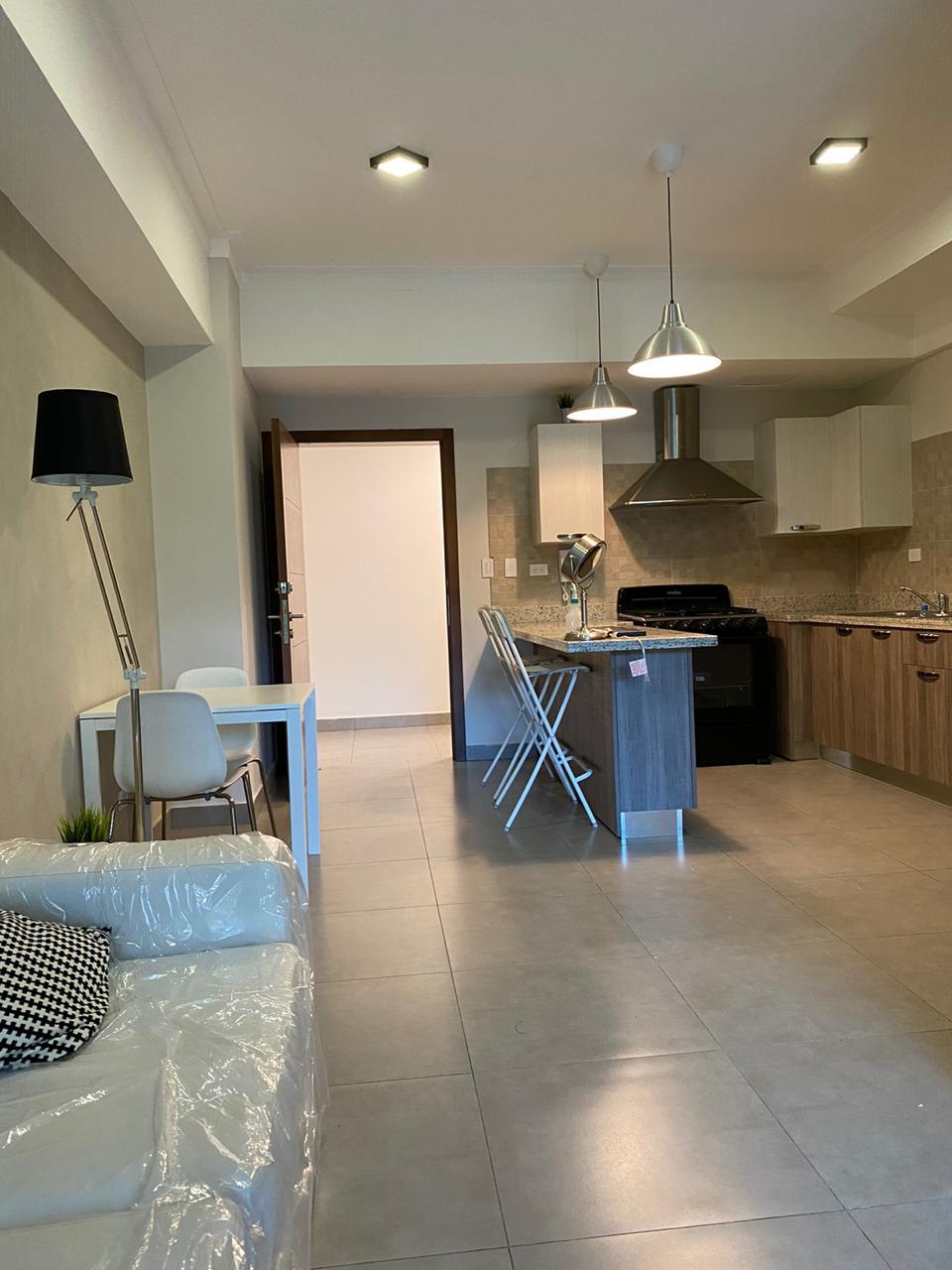 Apartamento en alquiler amueblado