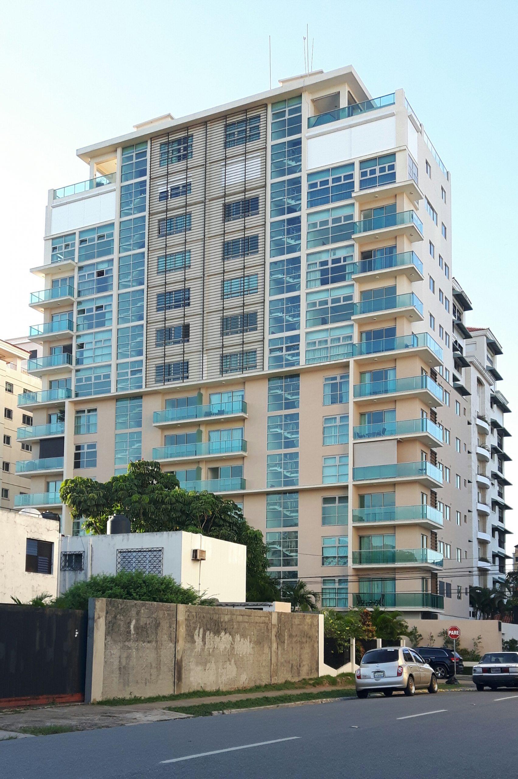 Apartamento en venta en Piantini ALQUILADO