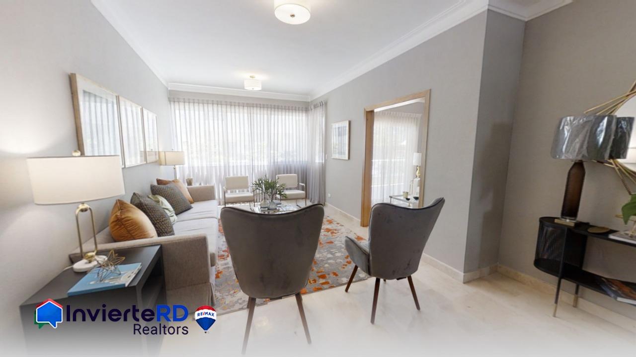 Apartamento en Santo Domingo,D.N. InvierteRD Realtors en Remax - Regis Jimenez agente inmobiliario en Santiago y Santo Domingo